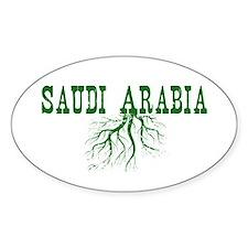 Saudi Arabia Decal