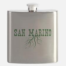 San Marino Flask