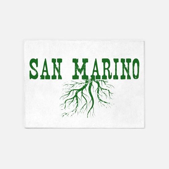 San Marino 5'x7'Area Rug