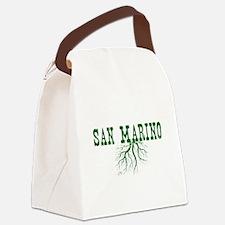 San Marino Canvas Lunch Bag