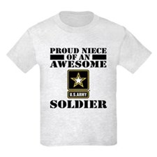 Proud Niece U.S. Army T-Shirt