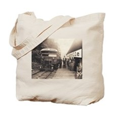 Last Train (Galloping Goose) Tote Bag