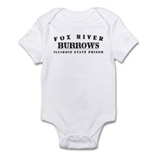 Burrows - Fox River Infant Bodysuit