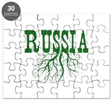 Russia Roots Puzzle