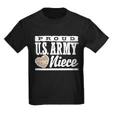 Proud Niece U.S. Army T