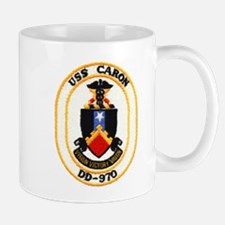 USS CARON Mug