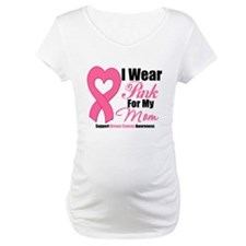 I Wear Pink For My Mommy Shirt