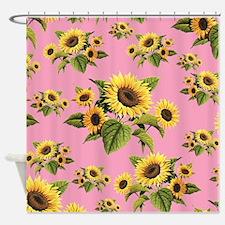 Sunflowers Dreams Shower Curtain
