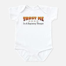 Trust Respiratory Therapist Infant Bodysuit