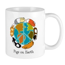 Pigs on Earth Mug