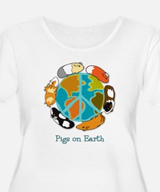 Pigs on Earth T-Shirt