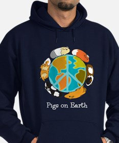 Pigs on Earth Hoodie