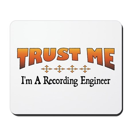 Trust Recording Engineer Mousepad