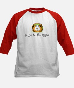 Power to the Piggies Tee