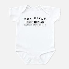 Linc the Sinc - Fox River Infant Bodysuit