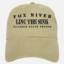 Linc the Sinc - Fox River Baseball Baseball Cap