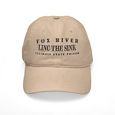 Linc the Sinc - Fox River Baseball Cap
