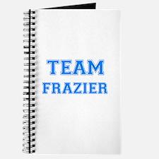 TEAM FRAZIER Journal