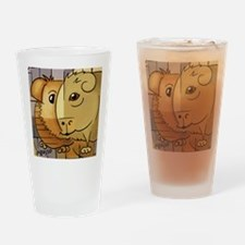 Pigasso Drinking Glass