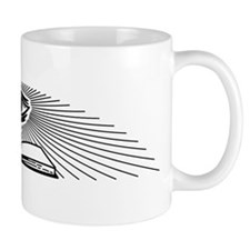 Masonic Eye Of Providence Mug