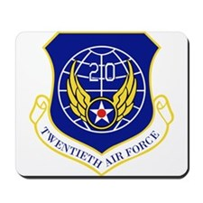 20th Air Force.png Mousepad