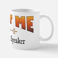 Trust Public Speaker Mug