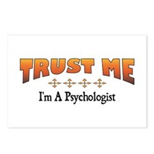 Trust Psychologist Postcards (Package of 8)
