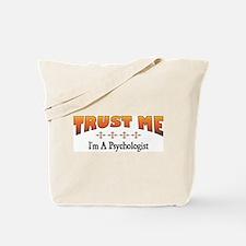 Trust Psychologist Tote Bag