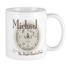 Seal of Michael Small Mug