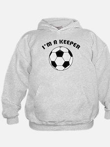 I'm A Keeper Hoodie