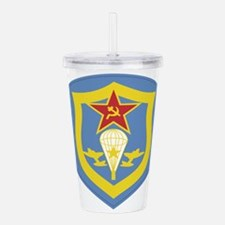 The Soviet Airborne Re Acrylic Double-wall Tumbler