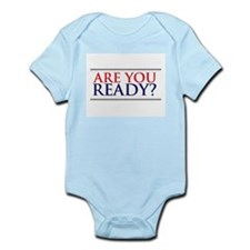 Are You Ready Body Suit