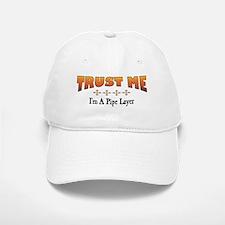 Trust Pipe Layer Baseball Baseball Cap
