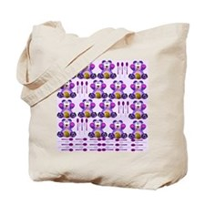 FMS Honey Bear with Spoons Tote Bag