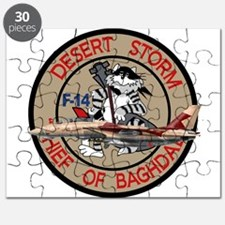 Unique Baghdad Puzzle