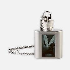 Unique Boda Flask Necklace