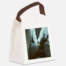 Funny Mood Canvas Lunch Bag