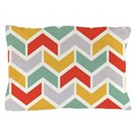 Chevron Tribal Zigzag Pillow Case