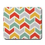 Chevron Tribal Zigzag Mousepad