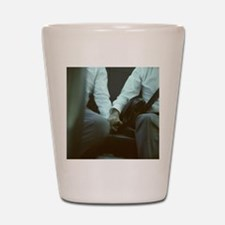 Unique Gay wedding Shot Glass
