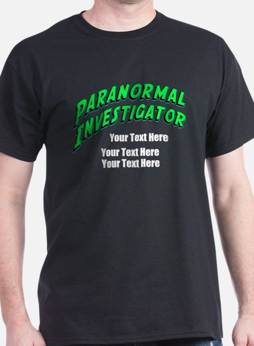 Ghost hunters clothing store