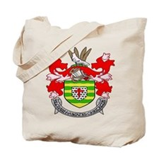 Donegal Coat of Arms Tote Bag