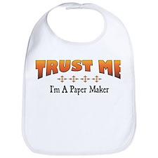 Trust Paper Maker Bib