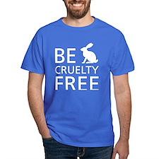 Be Cruelty-Free Bunny Logo T-Shirt (mens)