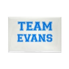 TEAM EVANS Rectangle Magnet