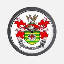 Donegal Coat of Arms Wall Clock