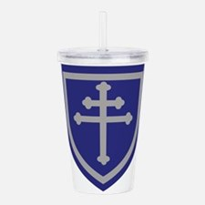 79th Infantry Division Acrylic Double-wall Tumbler
