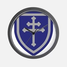 79th Infantry Division.png Wall Clock