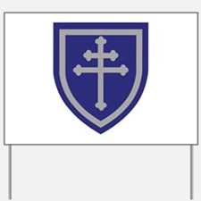 79th Infantry Division.png Yard Sign