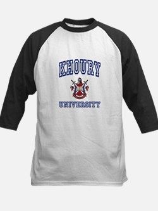KHOURY University Tee